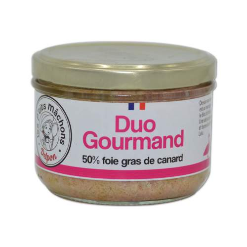 Duo gourmand