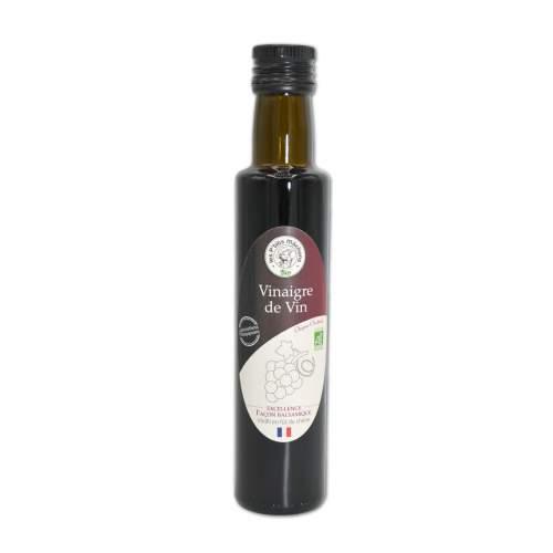Vinaigre de vin bio façon balsamique