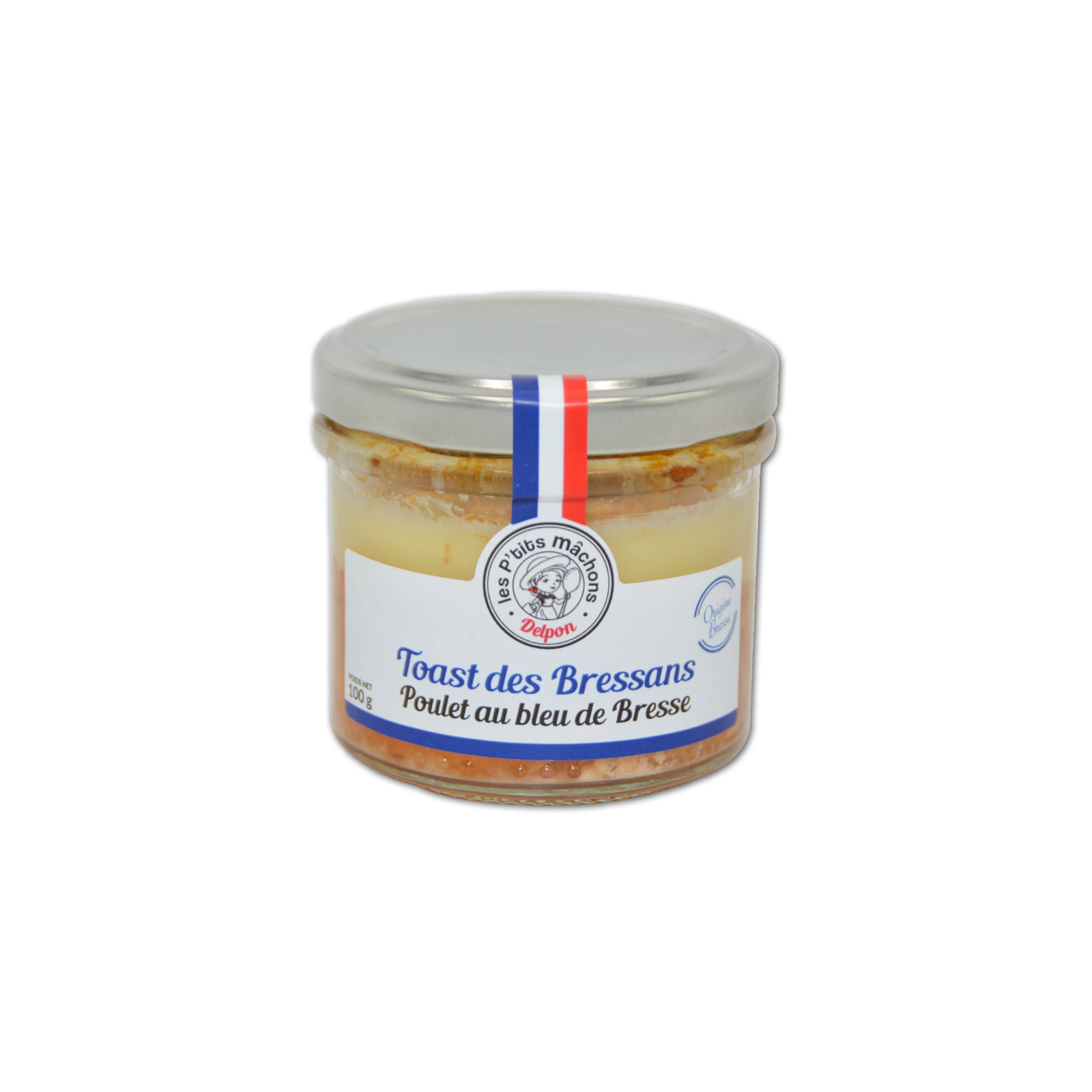 Toast des Bressans
